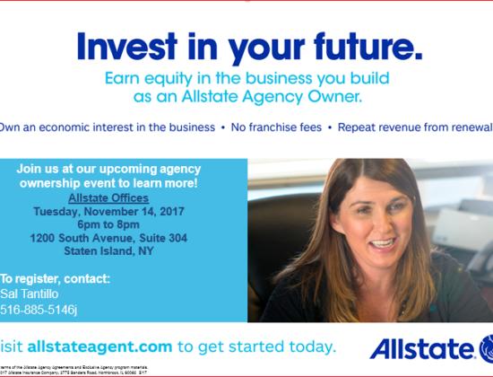 Agent: Allstate Insurance