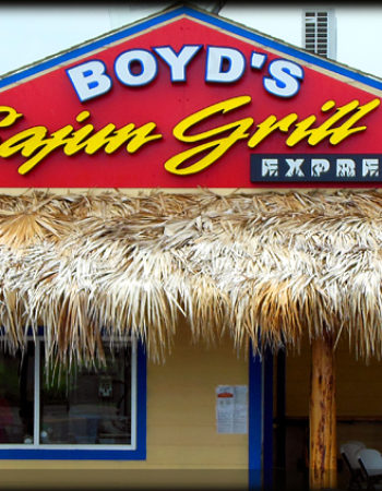 Boyd's Cajun Grill Express