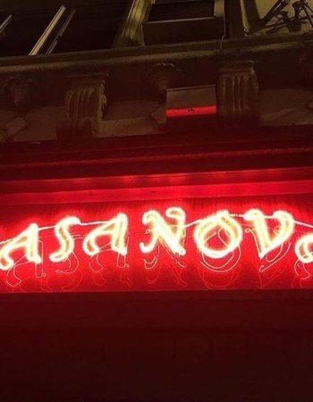 Casanova Lounge