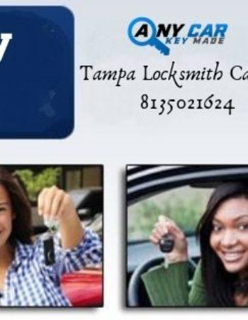 Car Key Made Tampa | Key Fob Programming Tampa | Tampa Locksmith