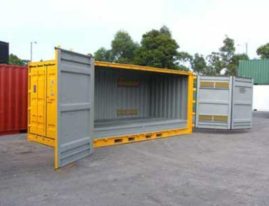 New & Used Shipping Container For Sale