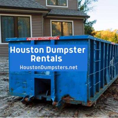 Houston Dumpster